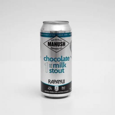 Cerveza Milk Chocolate Stout