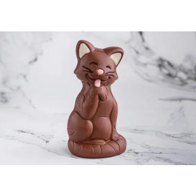 Figura de Chocolate: Gatito
