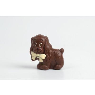 Figura de Chocolate: Perro