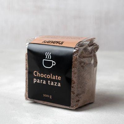 Chocolate en polvo para taza