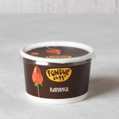Fondue de Chocolate para Microondas