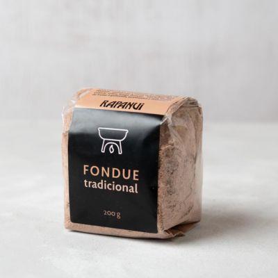 Fondue de Chocolate con Leche
