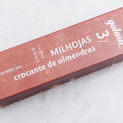 Golosa 3 - Milhojas Crocante de Almendras