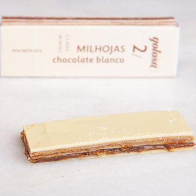 Golosa 2 - Milhojas Chocolate Blanco