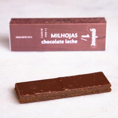 Golosa 1 - Milhojas Chocolate Leche