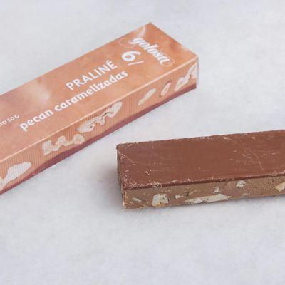 Golosa 6 - Praliné Pecan Caramelizadas