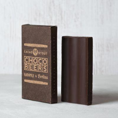 Tableta de chocolate con cerveza Berlina