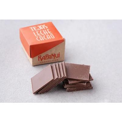 Tejas Chocolate con Leche